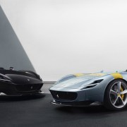 Ferrari Monza SP1 and SP2