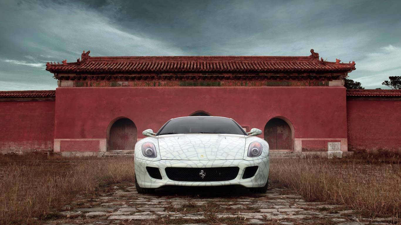 Ferrari 599 GTB Fiorano China Edition