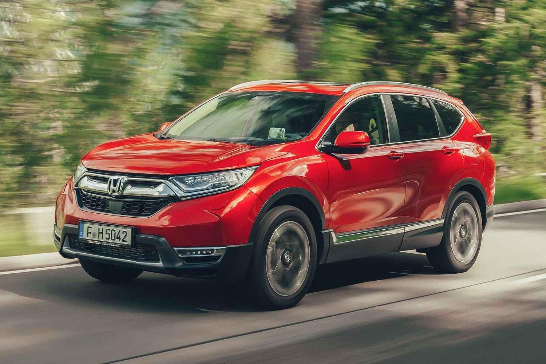 2018 Honda CR-V: News, Hybrid Version, Arrival >> New Honda Cr V Prices From 25 995 Or 279 A Month
