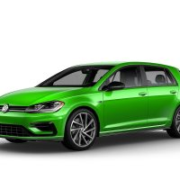 2019 U.S. Volkswagen Golf R buyers can choose from 40 custom colours