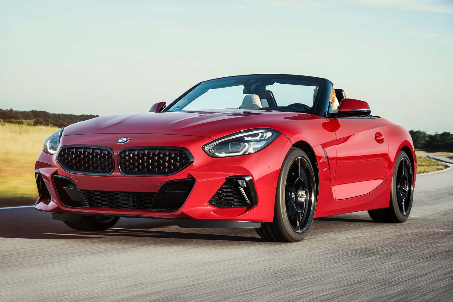 New 2019 Bmw Z4 Revealed At Pebble Beach