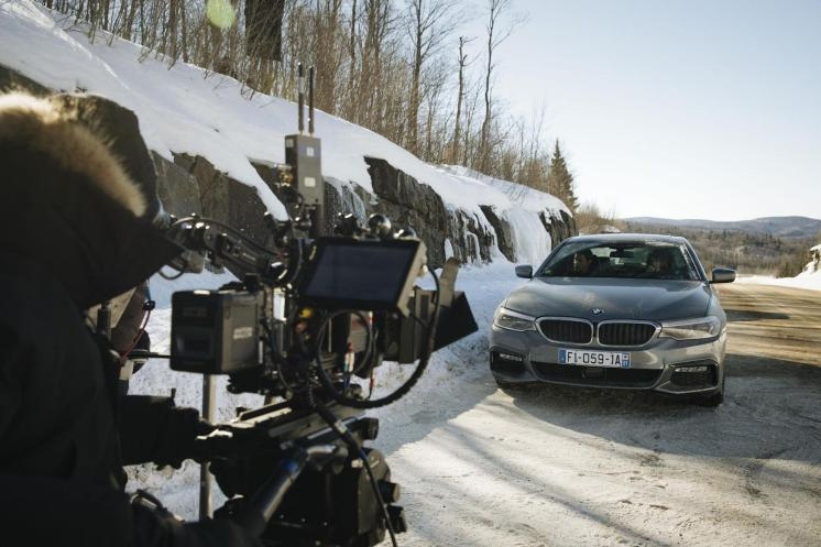 BMW 5 Series stars in Tom Clancy's Jack Ryan on Amazon