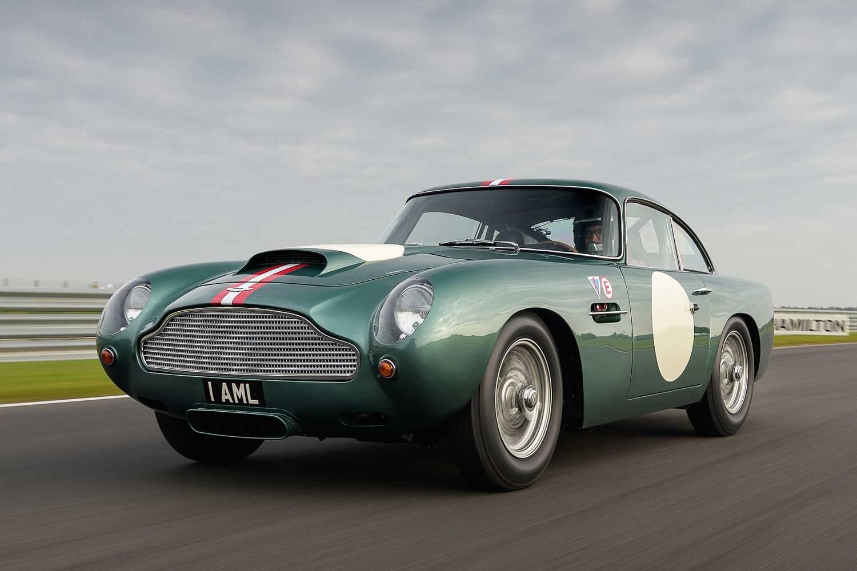 Aston Martin DB4 GT Continuation