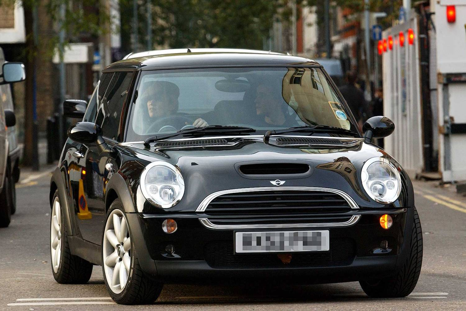 Madonnas 16 Year Old Mini Cooper S On Sale For 55000 Motoring