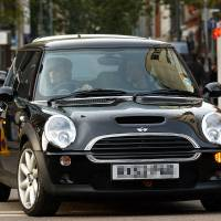 Madonna's 16-year-old Mini Cooper S on sale for £55,000