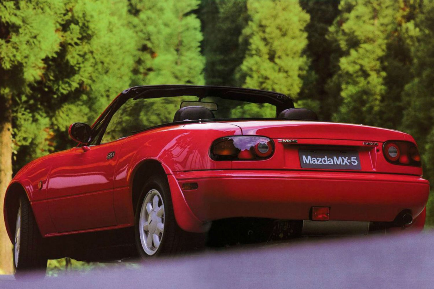 Early MX-5 engines not compatible with new petrol