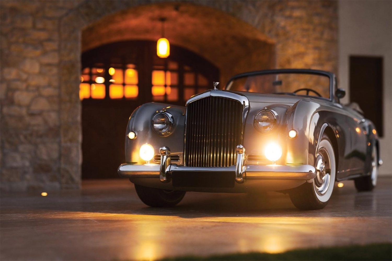 1956 Bentley S1 Continental Drophead Coupe