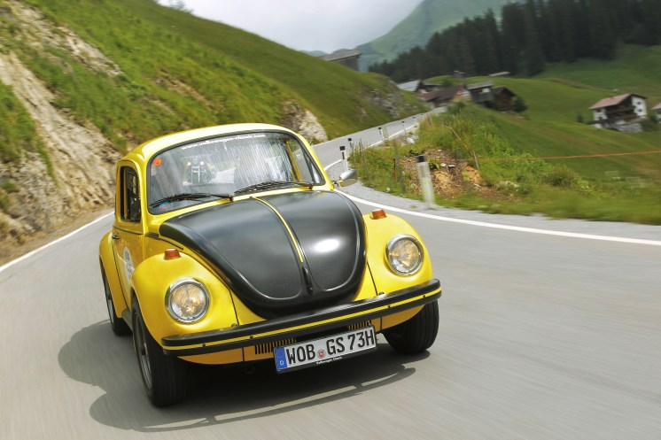 Volkswagen 1303 S GSR - Yellow Black Racer, 1973