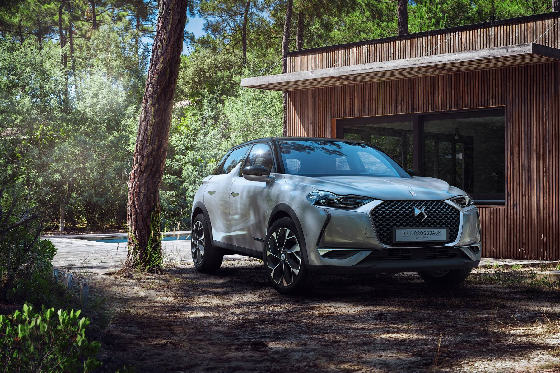 DS goes EV new DS 3 Crossback es in electric version ""