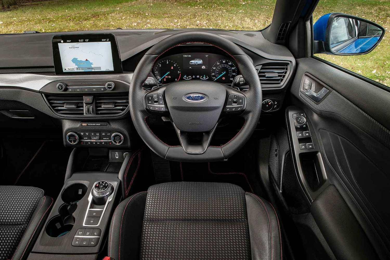 2018 Ford Focus ST-Line 1.5 EcoBlue 120