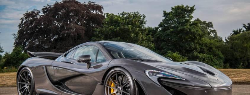 Jenson Button McLaren P1