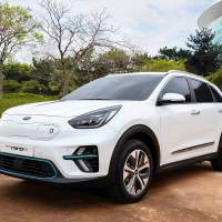 Kia e-Niro electric crossover confirmed with 301-mile range