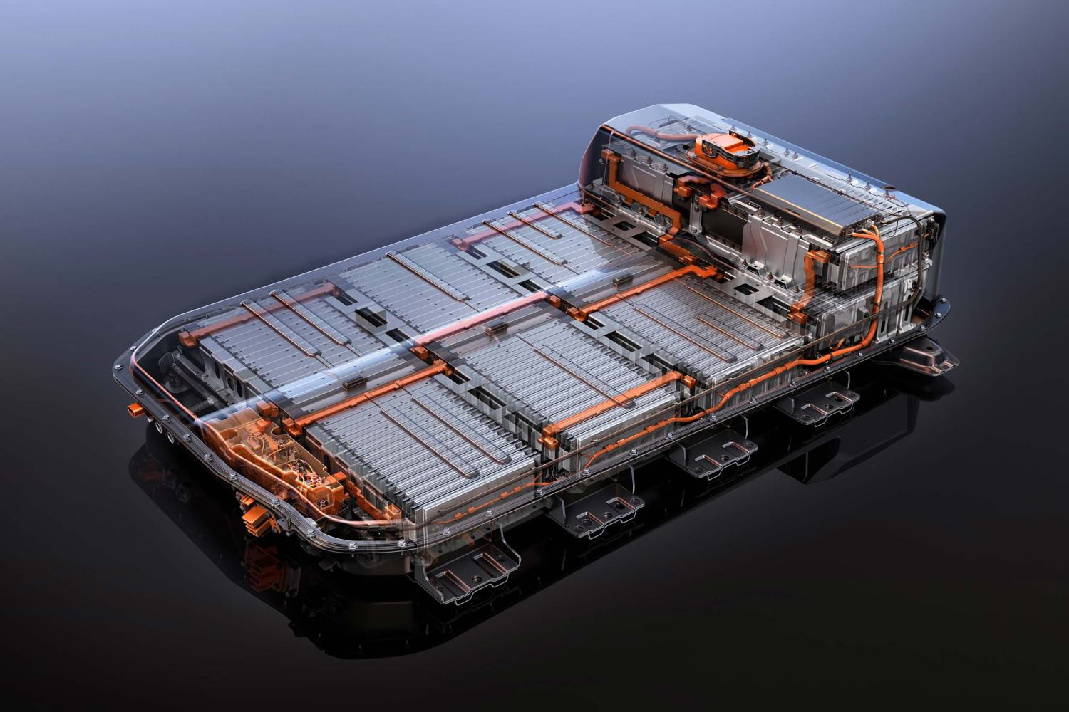 2017 Chevrolet Volt battery system