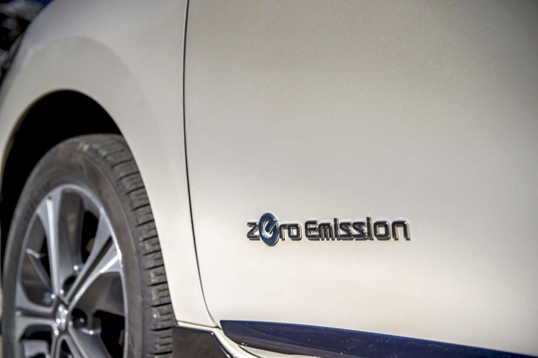 Electric car servicing