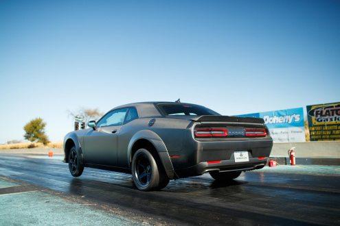 2018 SpeedKore Twin Turbo Dodge Challenger Demon