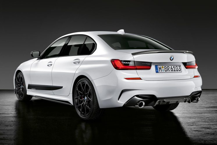 2019 BMW 3 Series M Performance Parts