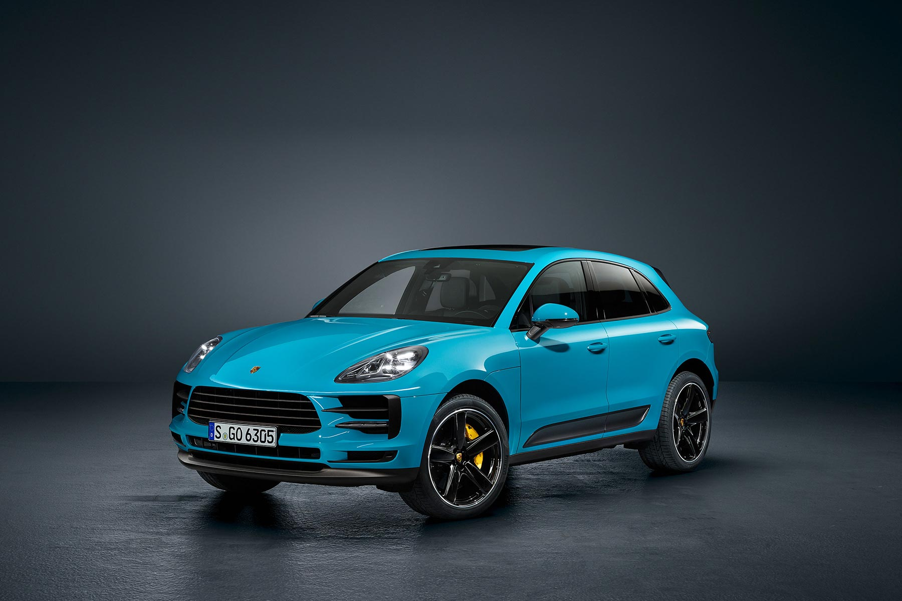 Porsche macan hybrid release date
