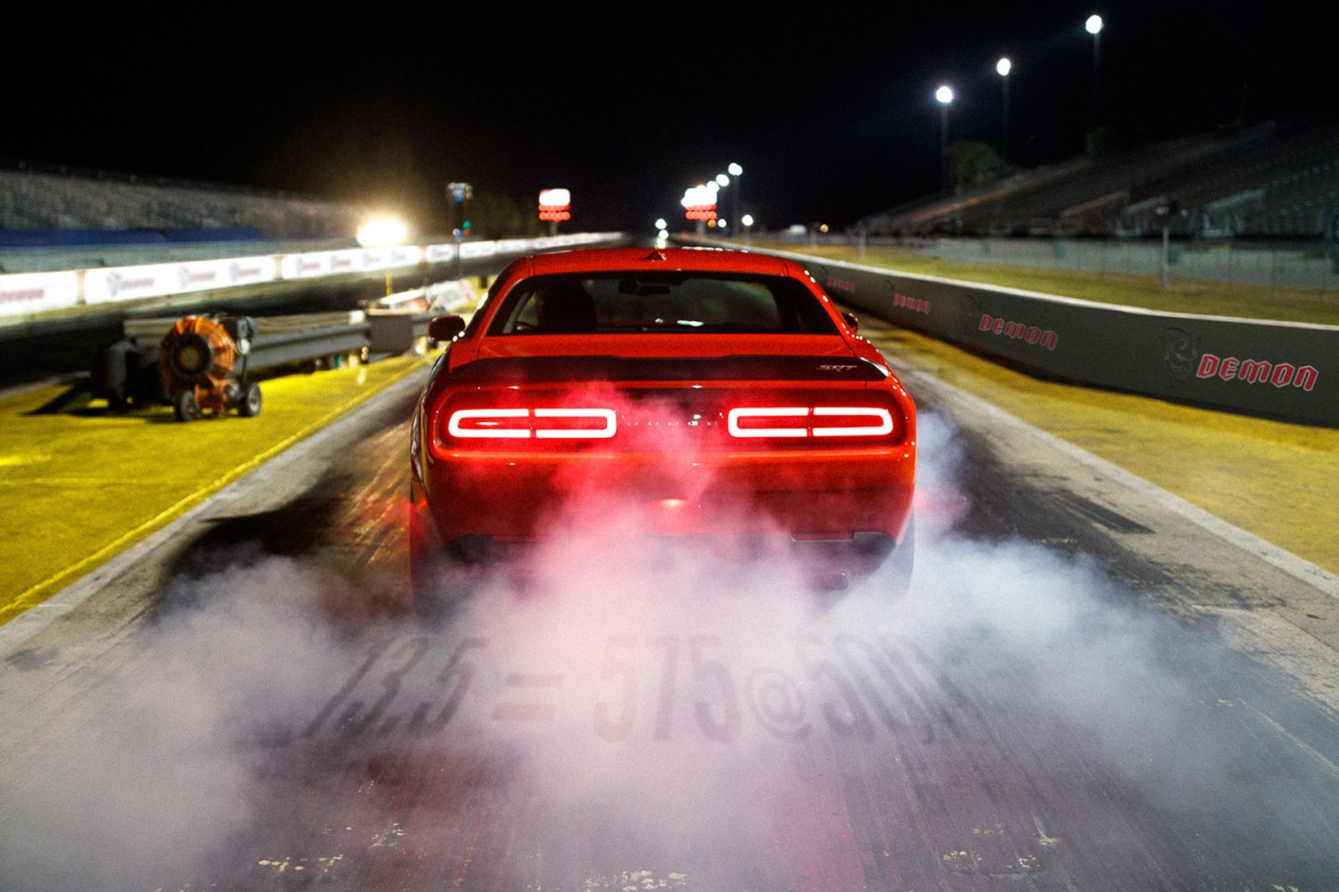 Dodge Challenger SRT Demon – 2.3 seconds (0-60mph)