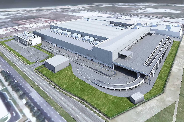 Dyson Automotive Manufacturing facility