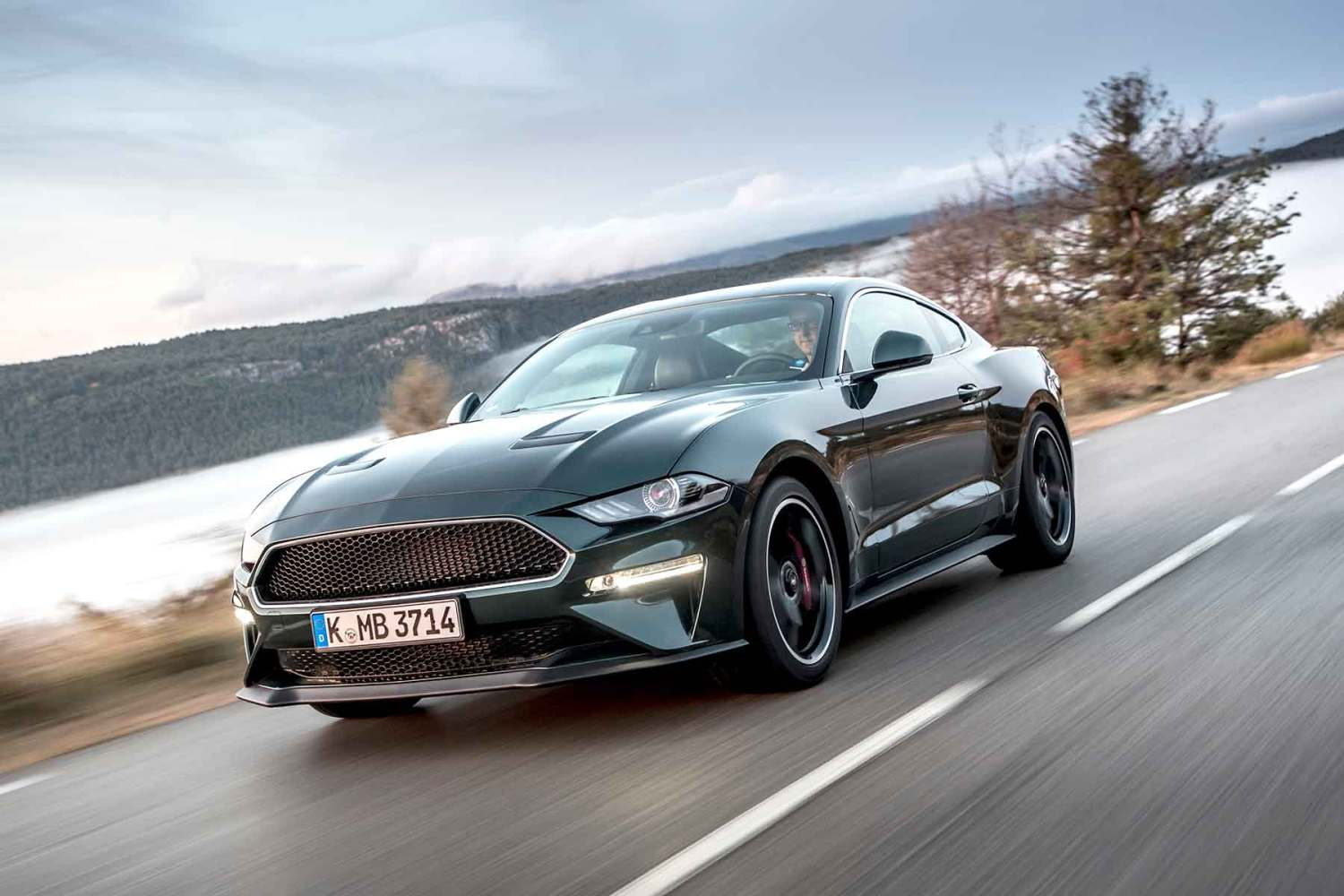 Ford mustang bullitt 2018 review v8 muscle hollywood cool