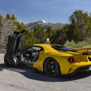 Ford GT fire risk