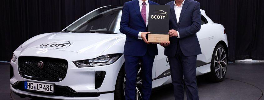 GCotY Jaguar I-Pace