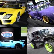 LA Auto Show 2018: supercars and crazy custom creations