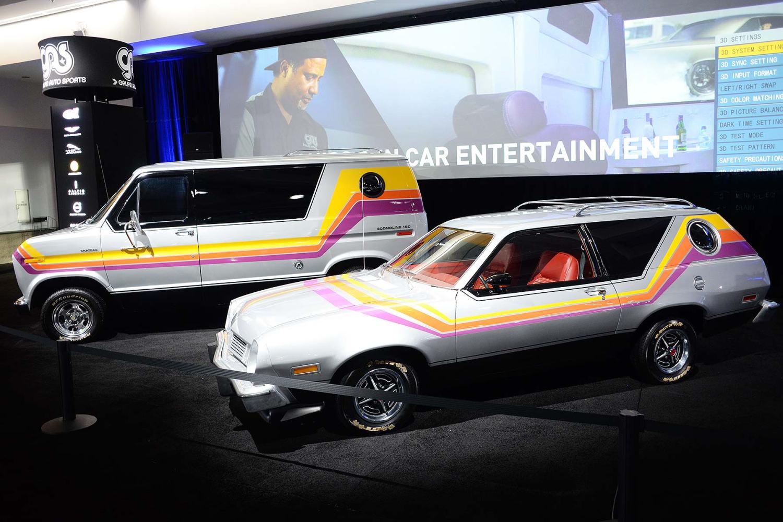La Auto Show 2018 Supercars And Crazy Custom Creations