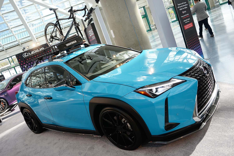 Modified Lexus UX