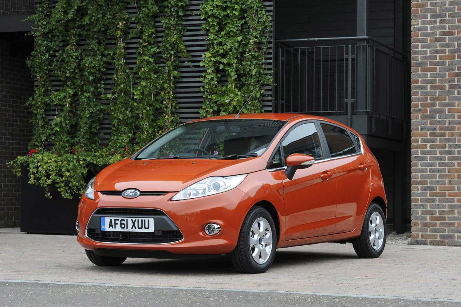 2011 used Ford Fiesta
