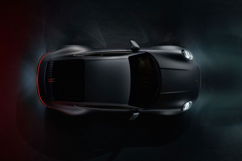 Porsche 911 992 LA Auto Show