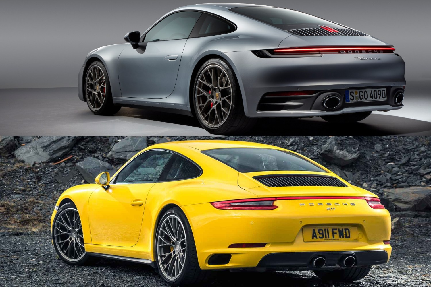 New Porsche 911 >> Spot The Difference Porsche 911 New And Old Compared