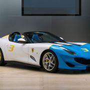 Ferrari SP3JC one-off V12