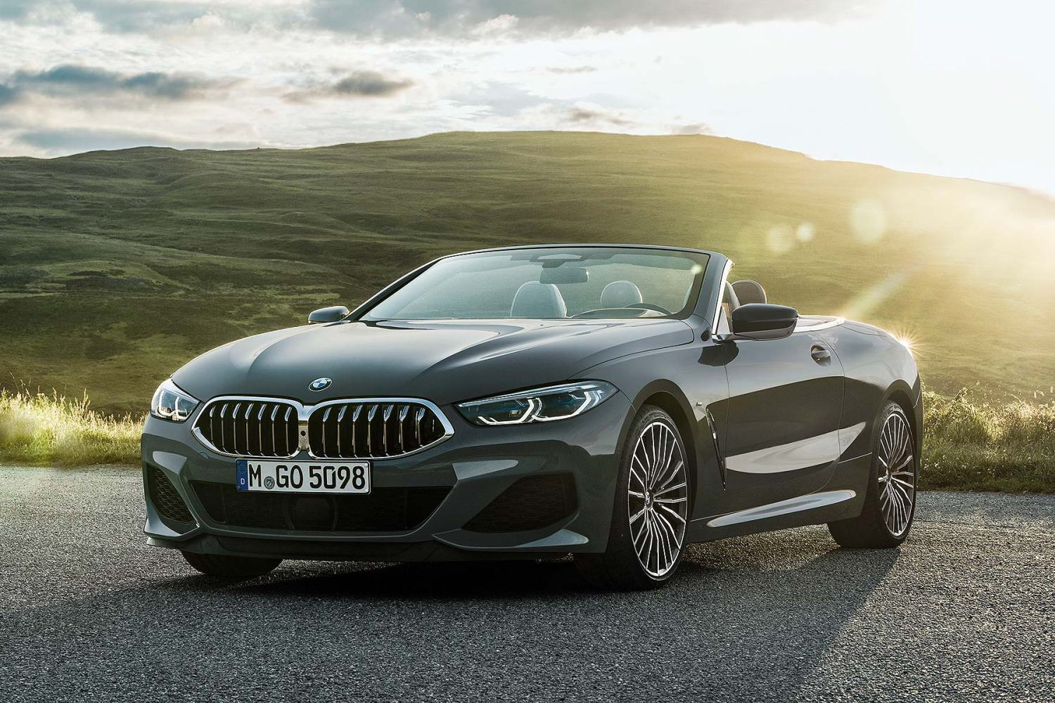 New Bmw 8 Series Convertible Is Open For Business At Last Motoring