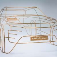 New Range Rover Evoque teased ahead of 22 November world debut