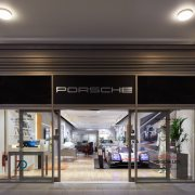 Test drives at Oxford Porsche Life store