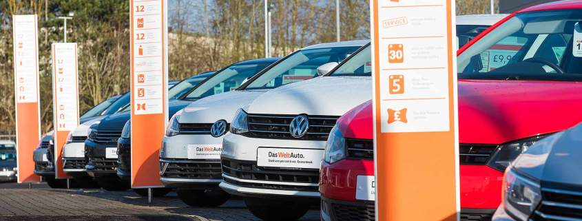 Volkswagen Das WeltAuto used cars