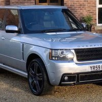 Wayne Rooney's old Overfinch Range Rover up for sale