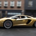Taxi Company Takes On Uber With Surprise Supercar Rides