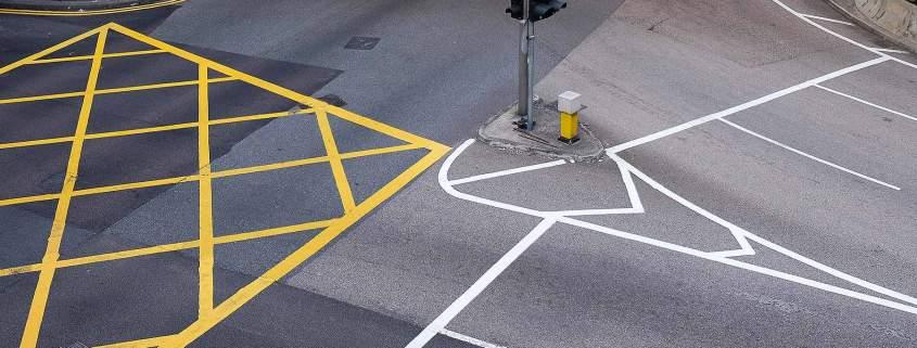 Yellow box junction
