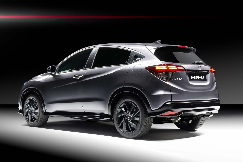 2019 Honda HR-V Sport rear side r