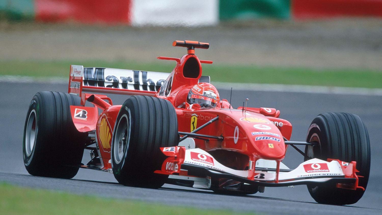 2004 Japanese Grand Prix Suzuka, Japan 8th - 10th October 2004