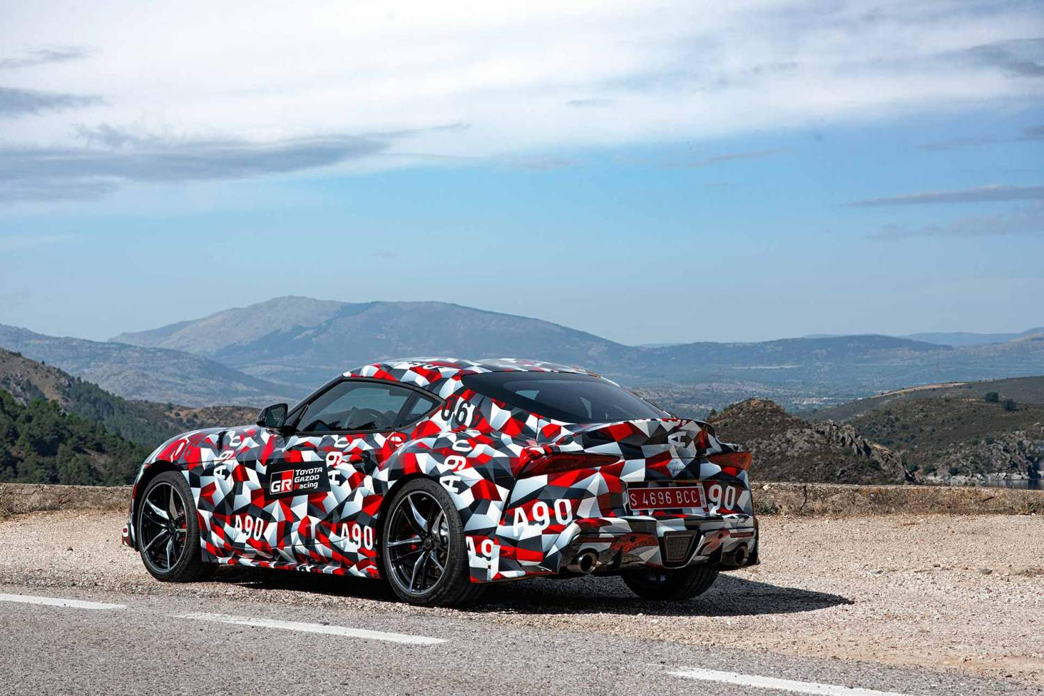 2019 Toyota Supra images leaked ahead of Detroit Auto Show debut