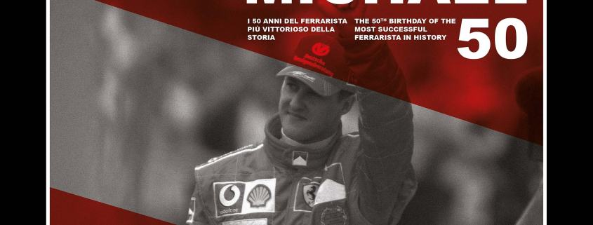 Michael 50 at Museo Ferrari