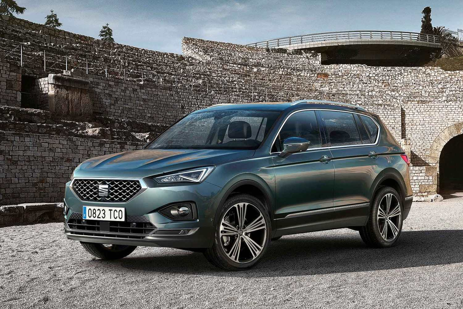 Seat Suv 2018 >> Seat Tarraco Large 7 Seat Suv Now On Sale In Britain