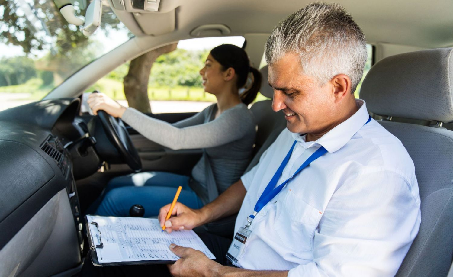 Learner drivers in the UK