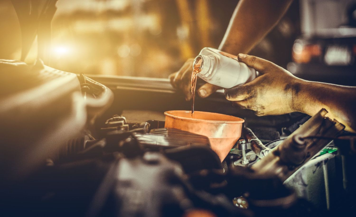 engine oil tips