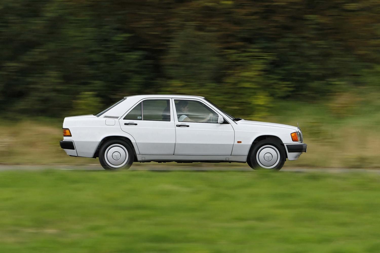 1984–93 Mercedes-Benz 190