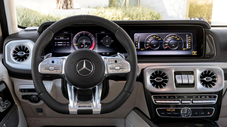 Mercedes-Benz G-Wagen History