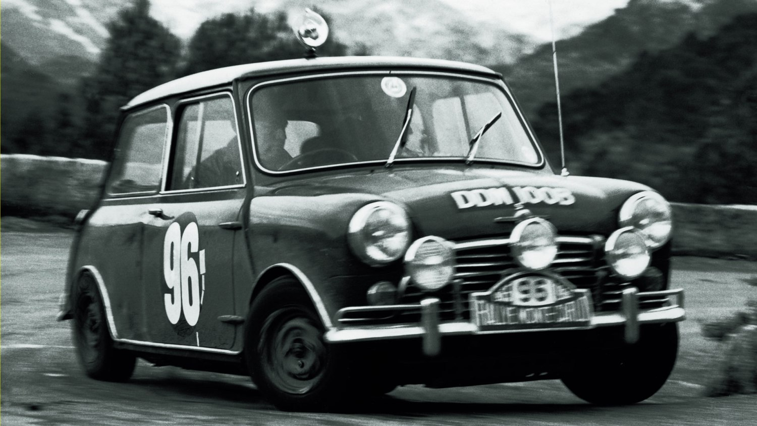 60 years of the Mini